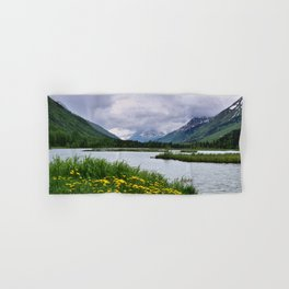God's Country - III Hand & Bath Towel