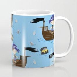 Pirate Story Coffee Mug