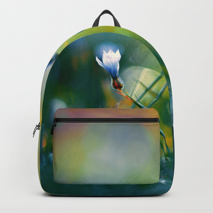 On a Sunny Field Backpack