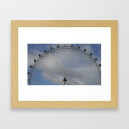 Eye Spy Framed Art Print