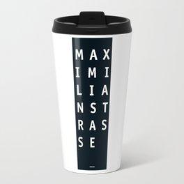 Maximilianstrasse - Munich Travel Mug