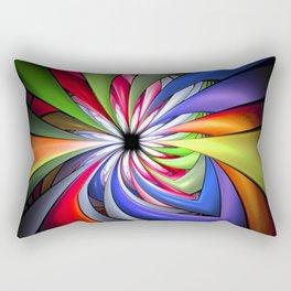 Armenian Factory Girl Rectangular Pillow