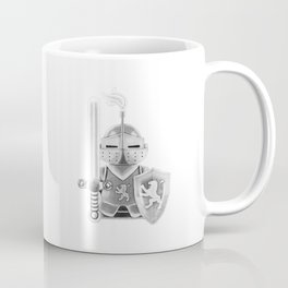 Medieval - All Cultures Share the Same Fate Eventually Coffee Mug