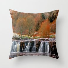 The Force Throw Pillow