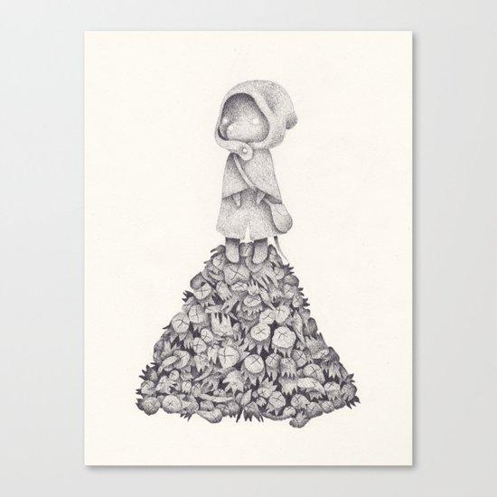 Célestine Canvas Print