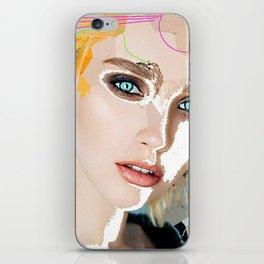 Woman N72 iPhone Skin