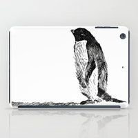 penguin iPad Cases featuring Penguin by bknyn