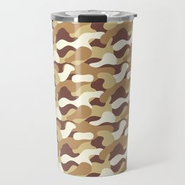 Desert camo 2 Travel Mug