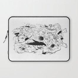 My blanket of shame Laptop Sleeve