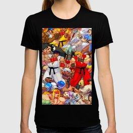 Street Fighter Third Strike - Fight! T-shirt