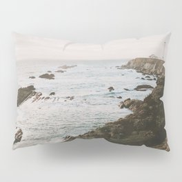 Pacific Highway Lighthouse Pillow Sham