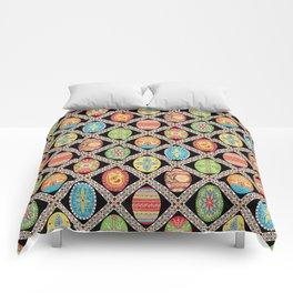 Egg-stravaganza Comforters