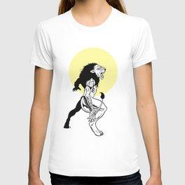 Lion-garou T-shirt