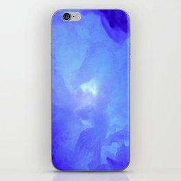 Textures (Blue version) iPhone Skin