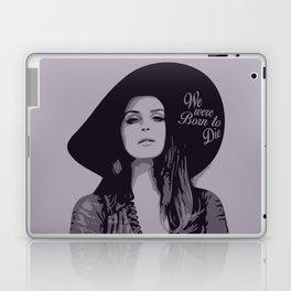 Lana Del Ray  Laptop & iPad Skin