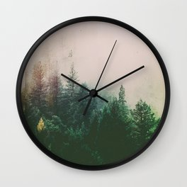 Fractions A71 Wall Clock