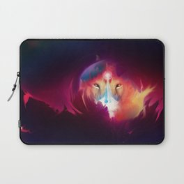 The Lion Laptop Sleeve