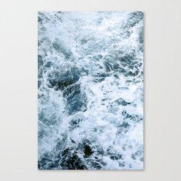 Barbarian Waves Canvas Print