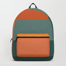 nature colour palette Backpack