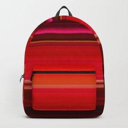 Red Leaf Plant Backpack