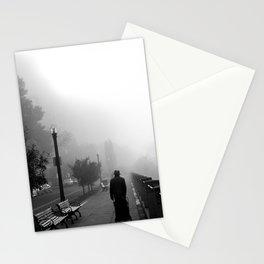 Morning Stroll Stationery Cards