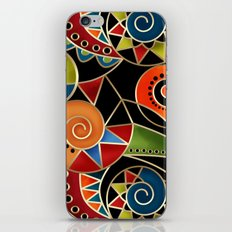Abstraction - Carnival iPhone & iPod Skin