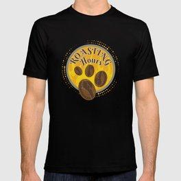 Coffee Beans Roasting Hours T-shirt