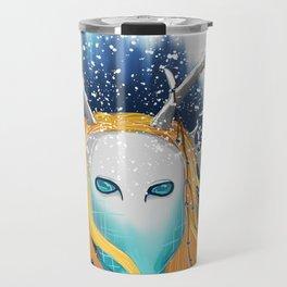 Esprit hivernal Travel Mug