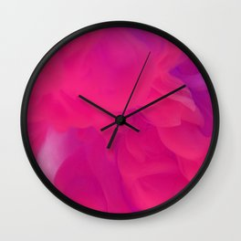CREATE YOUR LIFE'S COLOR Wall Clock