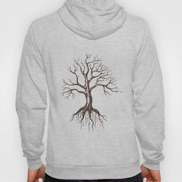 Bare tree Hoody