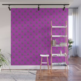 Indian Pink Wall Mural