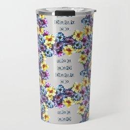 BALI0 BLUE pat.0 Travel Mug