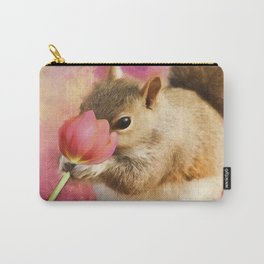 Take Time to Smell the Flowers Carry-All Pouch