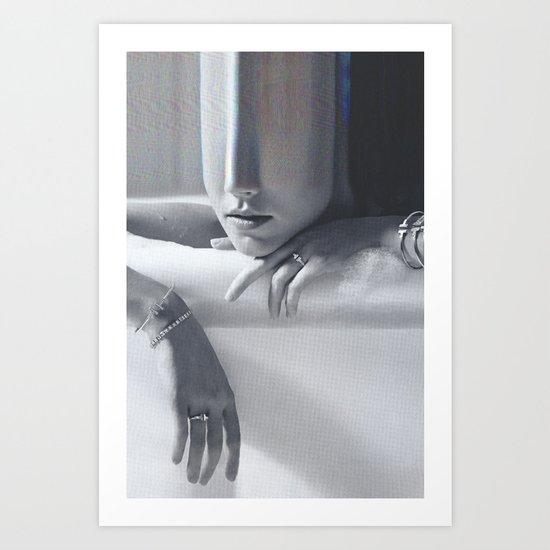 Vogue #22 Art Print