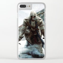 Assassin's Creed Clear iPhone Case