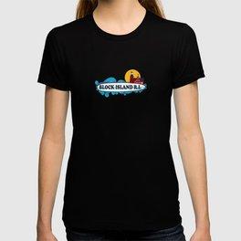 Block Island - Rhode Island. T-shirt