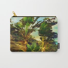 Traveller's Palm On Pic Pardis in Saint Martin Carry-All Pouch