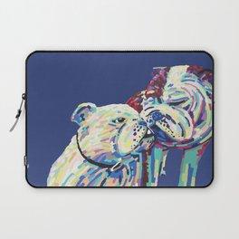Bulldogs Laptop Sleeve