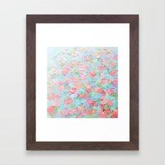 Arboretum Cherries Framed Art Print
