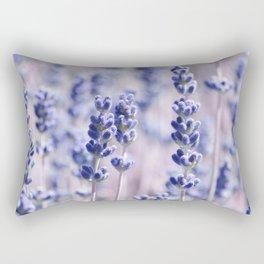 Lavender 0158 Rectangular Pillow
