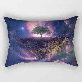 Galaxy Tree Rectangular Pillow