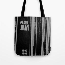 Records 3 Tote Bag