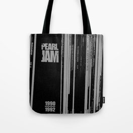Records 3 Tote Bag