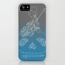 DETH iPhone Case
