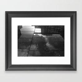 Reflective Dreams Framed Art Print
