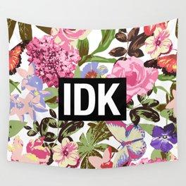IDK Wall Tapestry