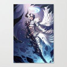 Deity v6 Canvas Print