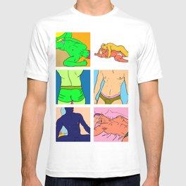 Pop Men VI T-shirt