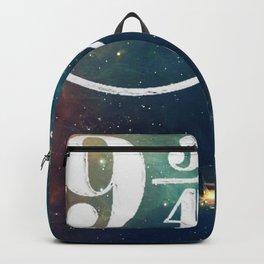 Platform 9 3/4 Space Nebula HP Backpack