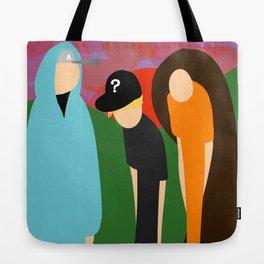 The Prime Trio Tote Bag